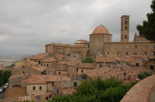 Volterra - I tetti di Volterra