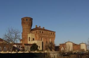 il castello dei Tizzoni….