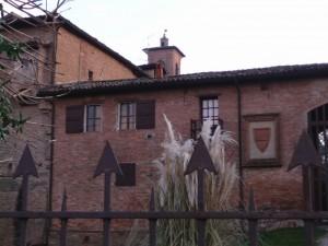 il castello Guidotti di Fabbrico