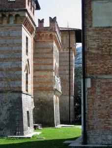 Il castello neogotico