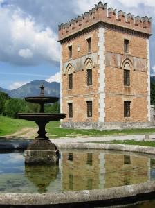 L'altra Torre del castello Cecconi
