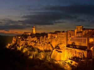Cala la sera…una luce magica
