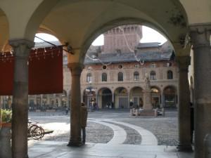 Vigevano palazzo Ducale