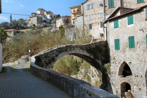 Dolcedo - percorso Medioevale