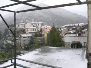 nevicata a Torria