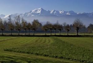 Novembre….Vista Alpi Marittime