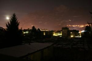 Sorge la luna ad Aosta_2