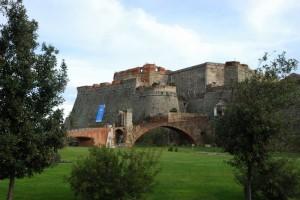 La fortezza Priamar  ( Savona)