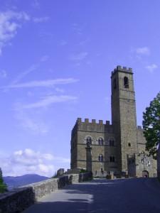 Il castello di Poppi
