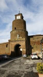 la torre di Barbarano Romano