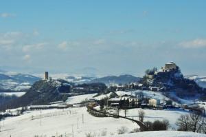 Il Castello e la Torre di Rossena