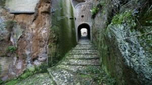 salendo da Porta Romana