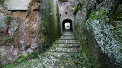 Barbarano Romano - salendo da Porta Romana
