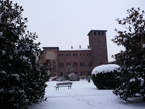 Vercelli - castello
