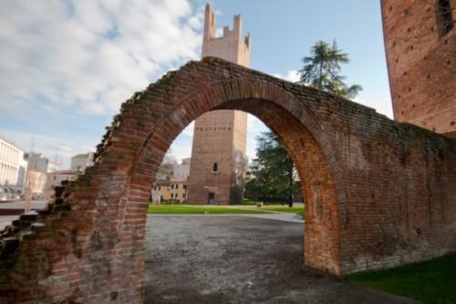 Rovigo - Quel che resta del Castello di Rovigo
