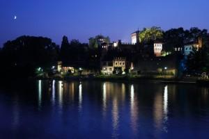 L'ora Blu al Castello
