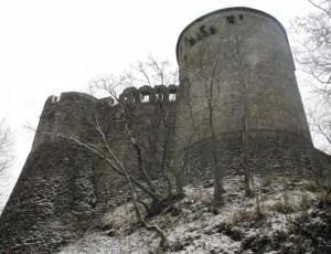 Castello d'inverno