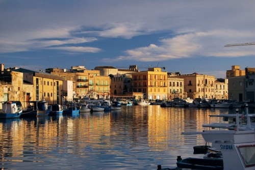 """Mazara del Vallo - """"il porto canale"""""""