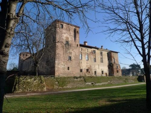Melegnano - Castello non Sforzesco, ma Mediceo