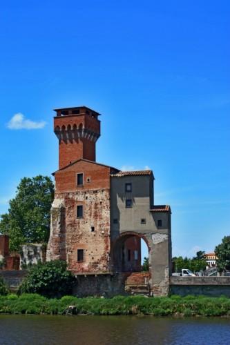 """Pisa - La torre sbuffa:  """"uff... troppe fotografie!"""""""