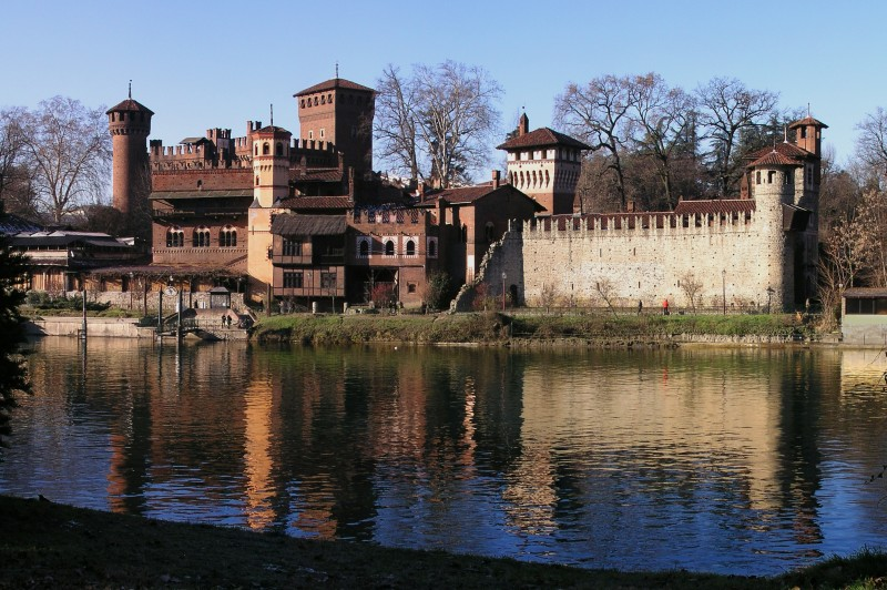 ''Borgo e Rocca mediovale'' - Torino