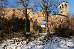 Montegibbio, il castello