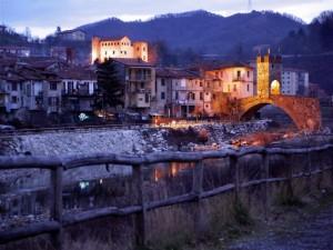il borgo sul fiume Bormida…….