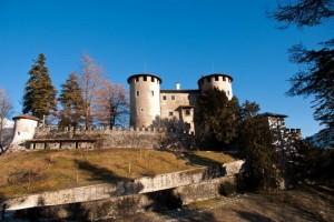 Castel campo lato Fiavè