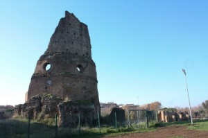 Tor dei Schiavi a Villa Gordiani