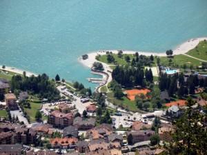 Molveno - Il lago