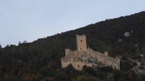 i resti del castello
