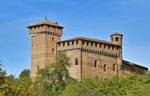 Il castello di Francavilla Bisio