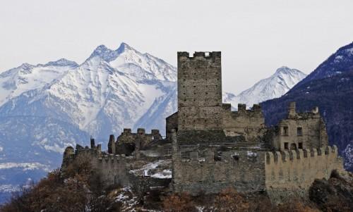 Saint-Denis - Il castello di Cly