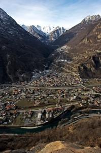 Hone e la valle di Champorcher