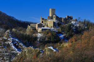 Il castello di Carpineti a
