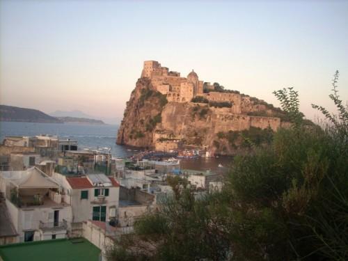 Ischia - CASTELLO ARAGONESE ISCHIA NA