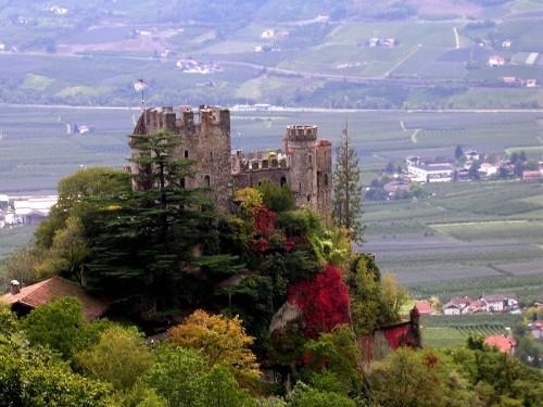 Tirolo - Castel Fontana