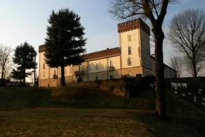 Il castello Monteruzzo di Castiglione Olona