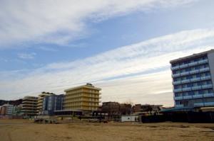 Mare d'inverno Pesaro