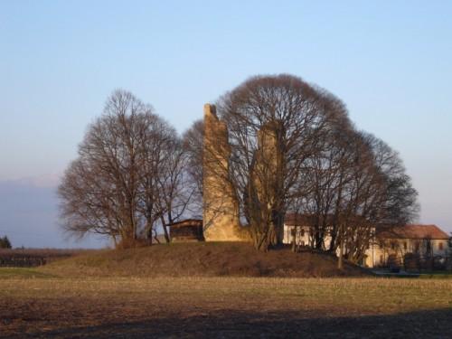 San Polo di Piave - Torre d'inverno