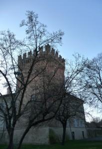 la Rocca di San Martino in Rio