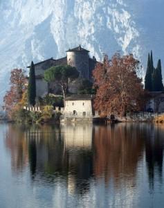 Incantevole Castel Toblino