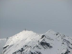 Il Redentore in cima al Mombarone