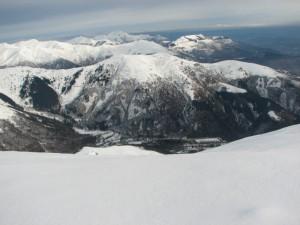 Oropa e il monte Cucco