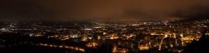 Lamezia Terme (panoramica notturna)