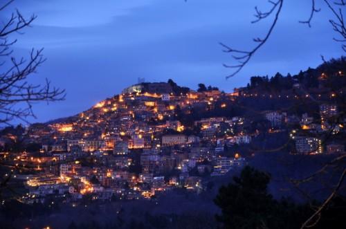 Rocca di Papa - ....prima di  sera...