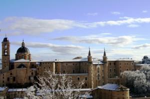 Il Palazzo Ducale e la Cattedrale