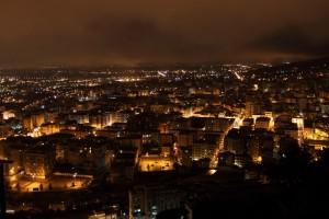 Lamezia Terme (vista dalla Chalet)