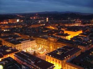 Romantica Firenze.