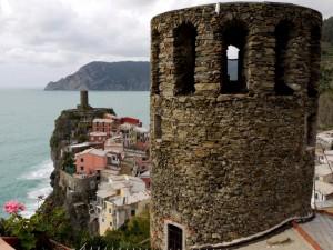 torre saracena di Vernazza….